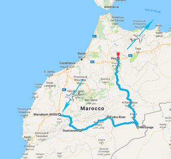 Cartina Muta Marocco.Viaggio Fotografico In Marocco Con Grazia Bertano